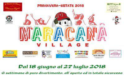 Centro estivo Maracana Village primavera-estate 2018