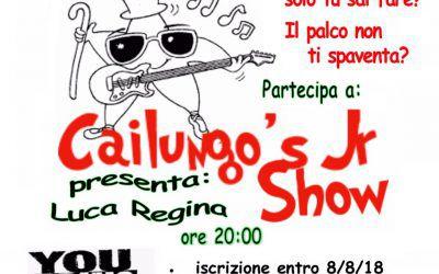 Cailungo's Jr Show web