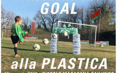 Facciamo un GOAL alla Plastica