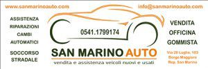San Marino Auto web