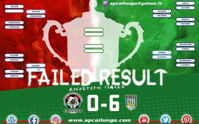 Cailungo vs Tre Penne 0-6