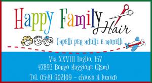 Happy Family Hair Style