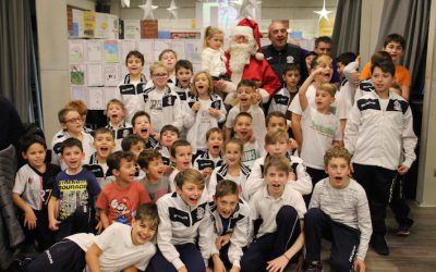 Cena Natale Scuola Calcio sp Cailungo 19