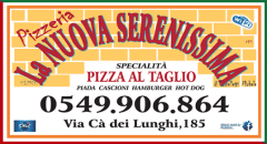 La Serenissima Pizzeria partners sp Cailungo