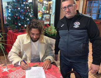 Ndoca nuovo calciatore in sp Cailungo