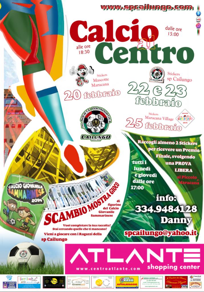 Calcio al Centro