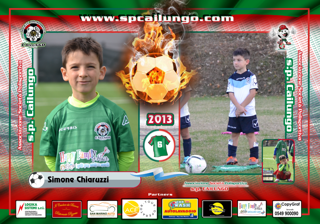 Simone Chiaruzzi U8 FigurinaWeb