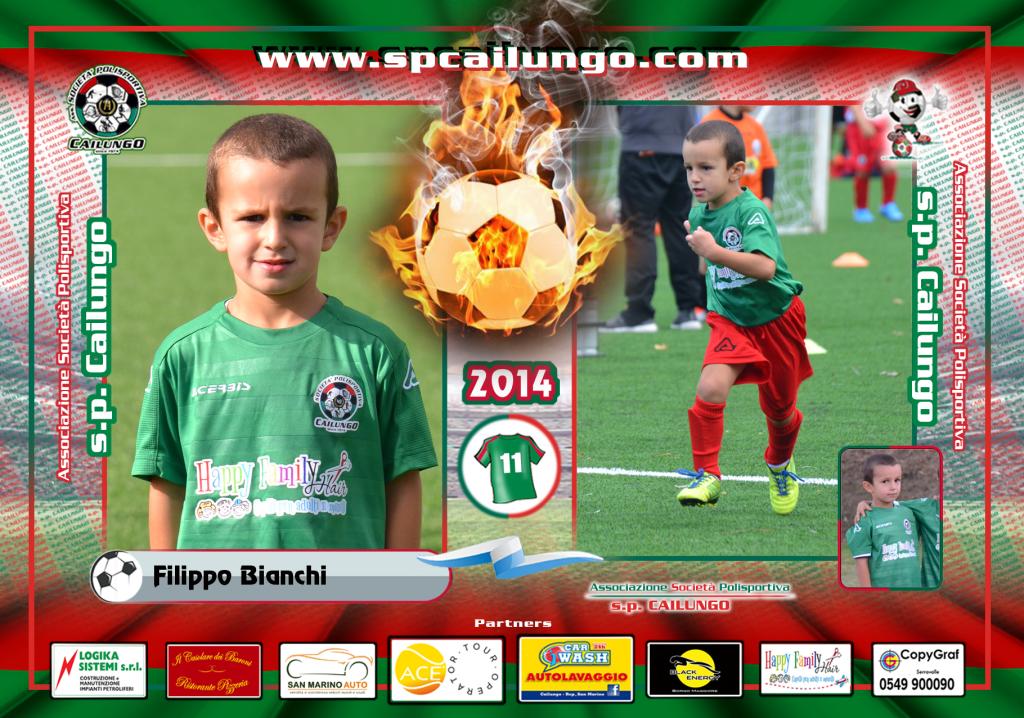 Filippo Bianchi FigurinaWeb