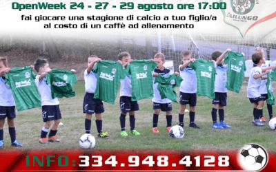 Scuola Calcio sp Cailungo 2020-21