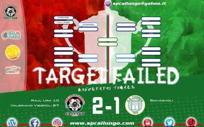 Coppa Cailungo Risultato Cailungo vs Cosmos 2-1
