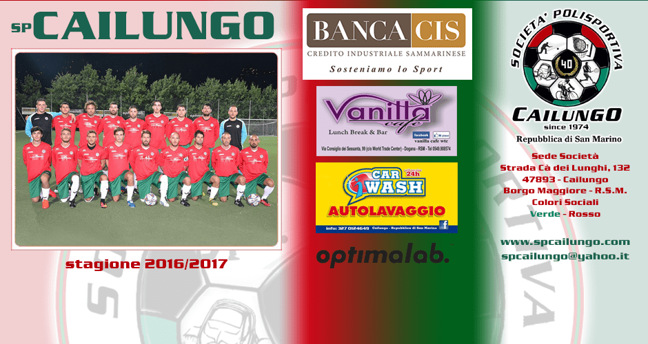 Cailungo team