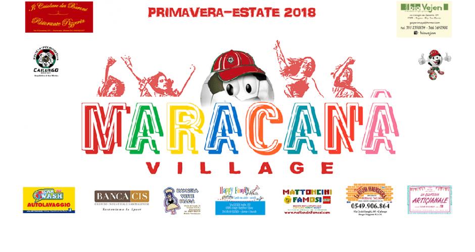 Maracana Village - Centro estivo per ragazzi - Primavera Estate 2018
