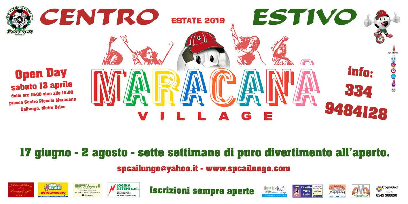 Centro Estivo Maracana Village