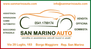 San Marino Auto Sponsor Home