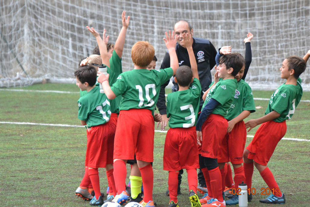 Under 10 Esordienti sp Cailungo