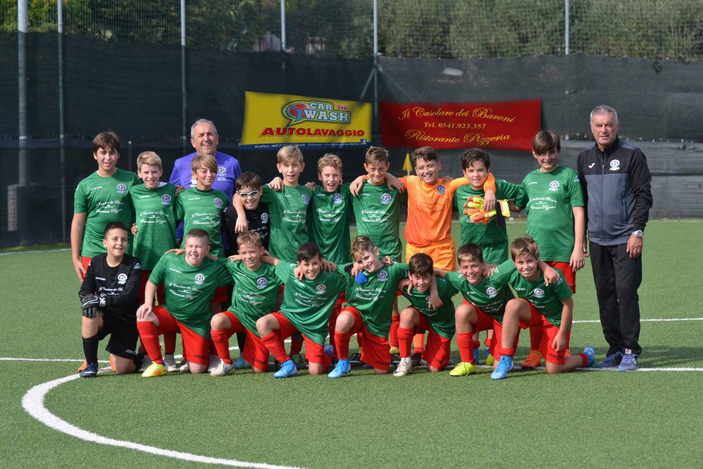 Under12 sp Cailungo stagione 2019-2020