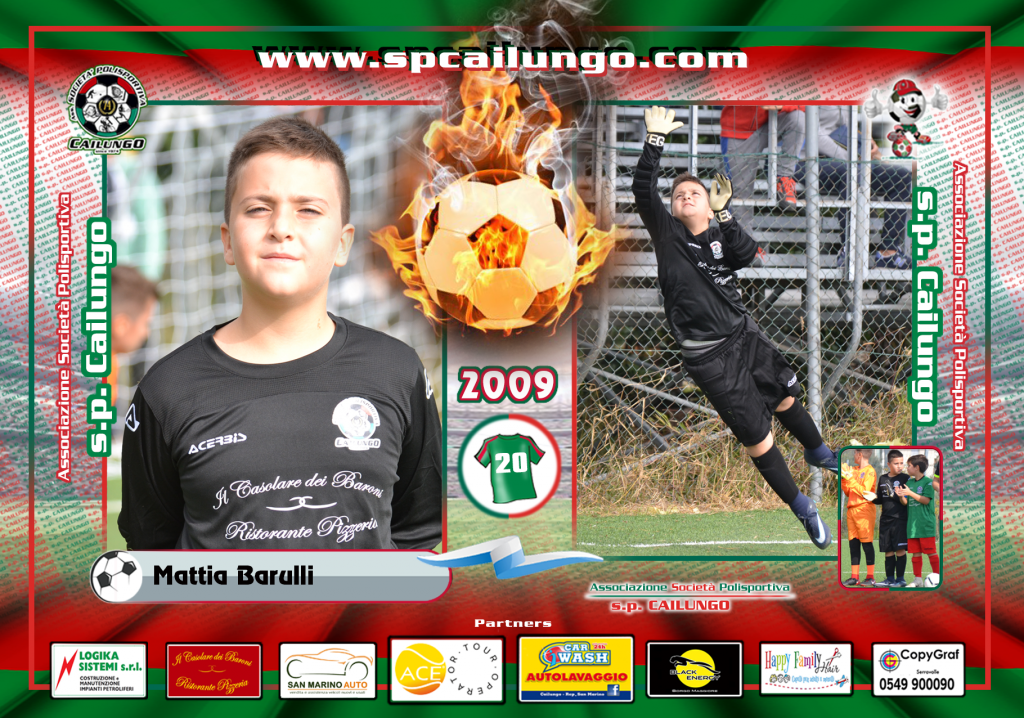 Mattia Barulli FigurinaWeb