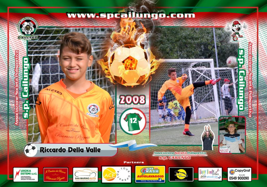 Riccardo Della Valle FigurinaWeb