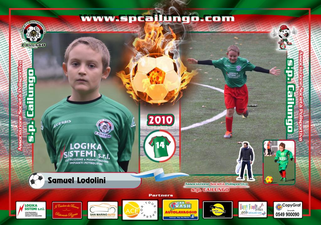 Samuel Lodolini FigurinaWeb