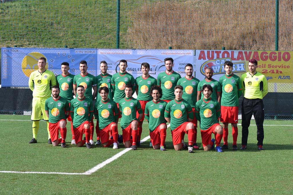 sp Cailungo prima Squadra 2021