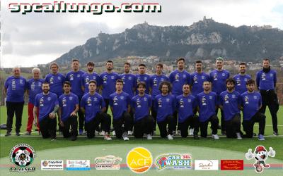 sp Cailungo gruppo prima squadra stagione 2021 Campionato Sammarinse di Calcio