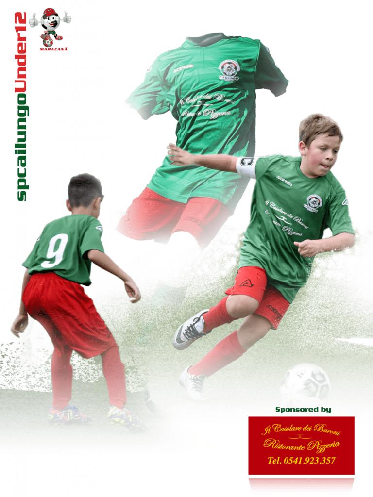 Scuola Calcio sp Cailungo Divisa U12