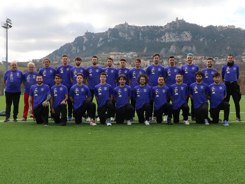 Rosa squadra sp Cailungo 2021
