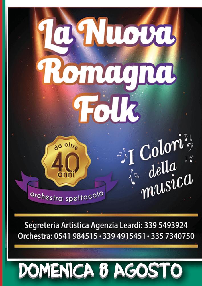 Festa di San Rocco Cailung 5-6-7-8 agosto 2021 La Nuova Romagna Folk