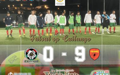 Futsal sp Cailungo vs Folgore